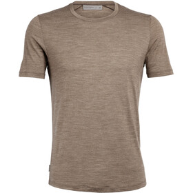 Icebreaker Sphere SS Crew Top Men, driftwood heather